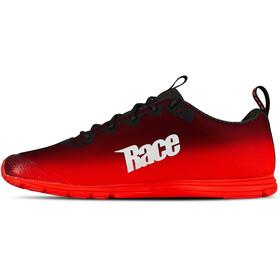 Salming Race 7 Hardloopschoenen Dames rood/zwart